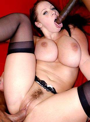 Gianna Michaels And Big Black Cock